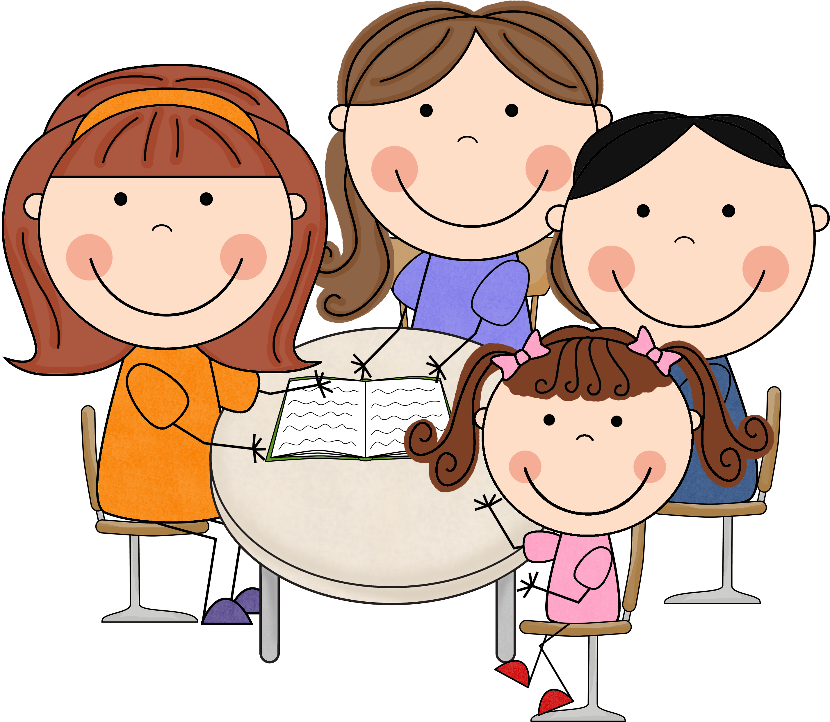 Lunch Helper Clip Art Parent helper calendar